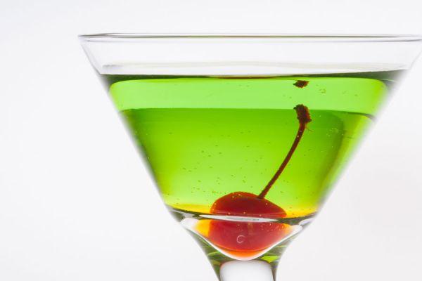 Cómo hacer tragos y bebidas verdes