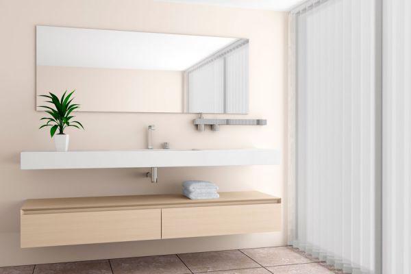 Cómo cuidar las plantas del baño