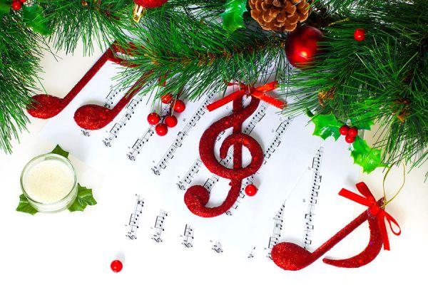 Cómo musicalizar la cena de Navidad