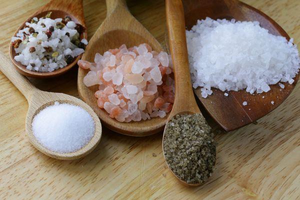 Cómo elegir y reconocer los distintos tipos de sal