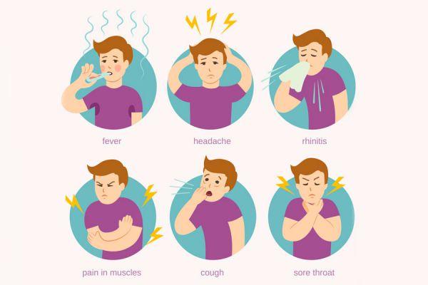 Cómo diferenciar un resfrío de una alergia