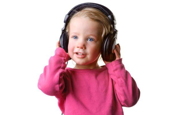 Cómo usar los audiolibros para el aprendizaje de los niños