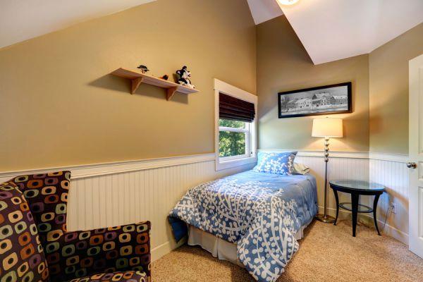 Cómo maximizar el espacio de un dormitorio pequeño