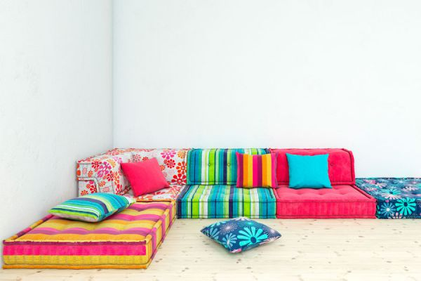 C mo hacer una decoraci n al estilo hippie for Decoracion casa hippie