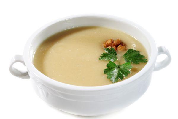 Cómo hacer Sopa Crema de Cebollas