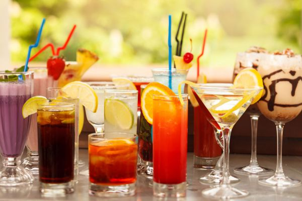 servir las bebidas a la temperatura justa