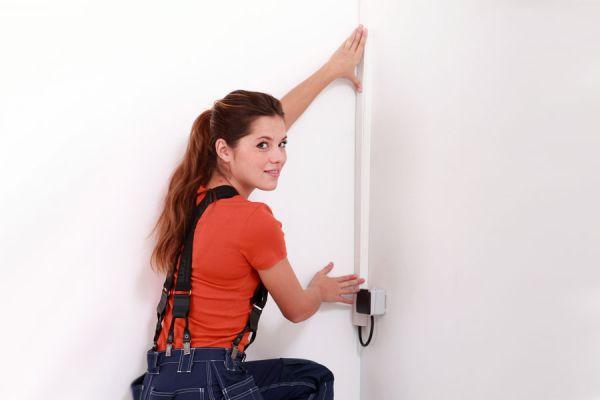 Cómo ocultar los cables de una habitación