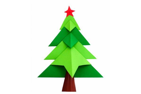 Cómo Hacer un Arbol de Navidad diferente