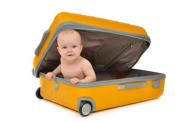 Cómo Organizar un Viaje con un Bebé