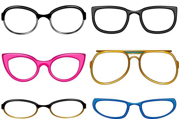 Como elegir la montura de las gafas según el tipo de rostro. Tips para escoger las gafas según tu rostro, monturas y otros detalles
