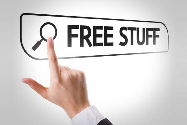 Cómo conseguir muestras gratis online