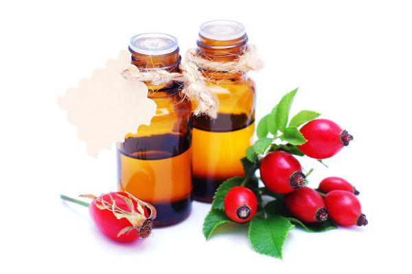 Aceite de Rosa Mosqueta para eliminar las Estrías