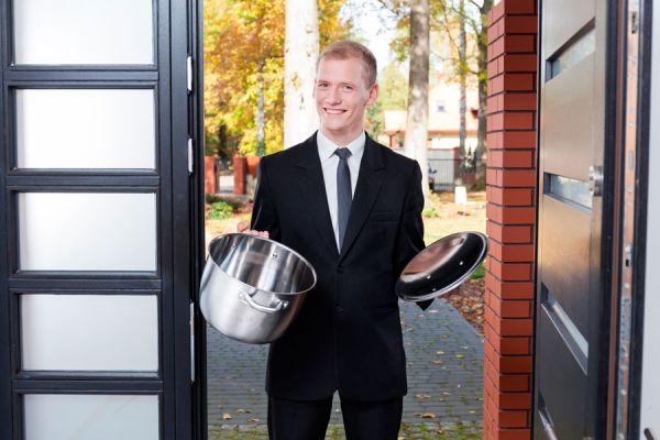 Técnicas de venta casa por casa