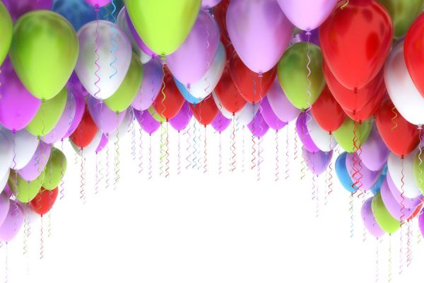 C mo decorar con globos for Como adornar con globos