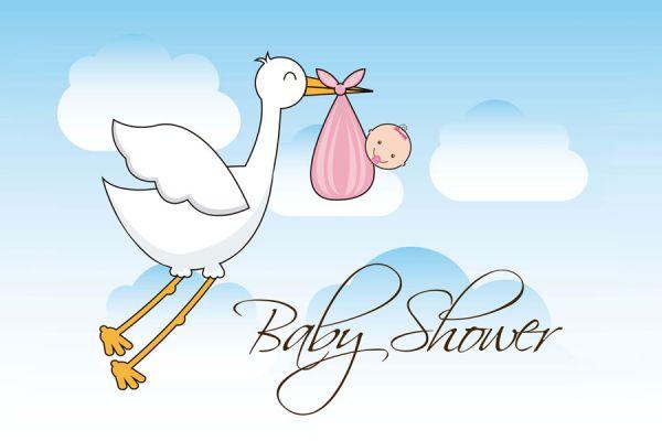 Cómo decorar un baby shower para varón