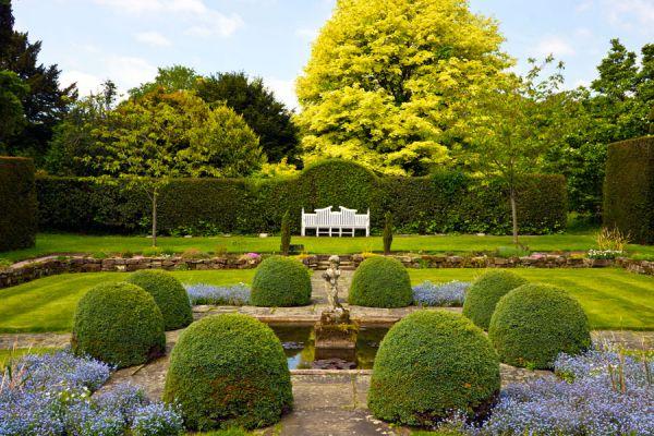 C mo dise ar un jard n ingl s for Como disenar un jardin en casa