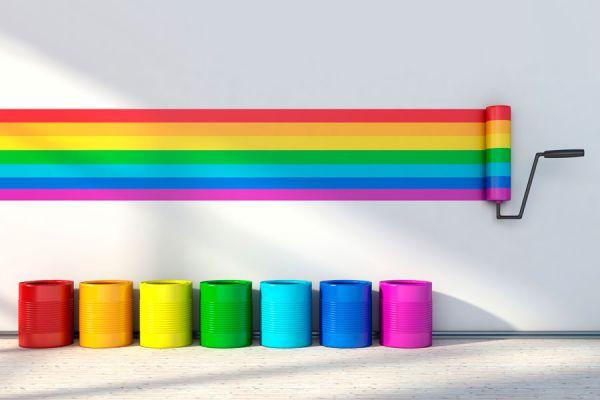 La influencia de los colores para las habitaciones