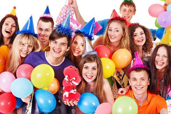 Actividades para una fiesta de adolescentes