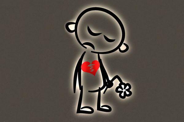 Cómo superar decepciones en el amor. Superar una ruptura del amor.