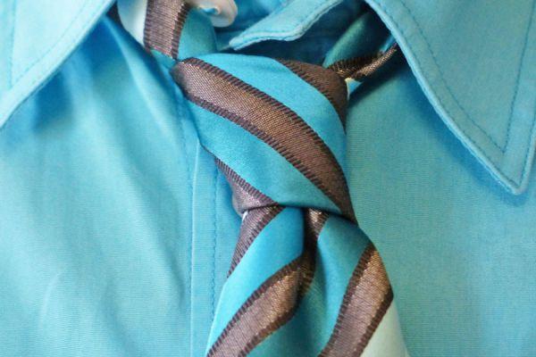 Cómo hacer el nudo de corbata Pratt - Video