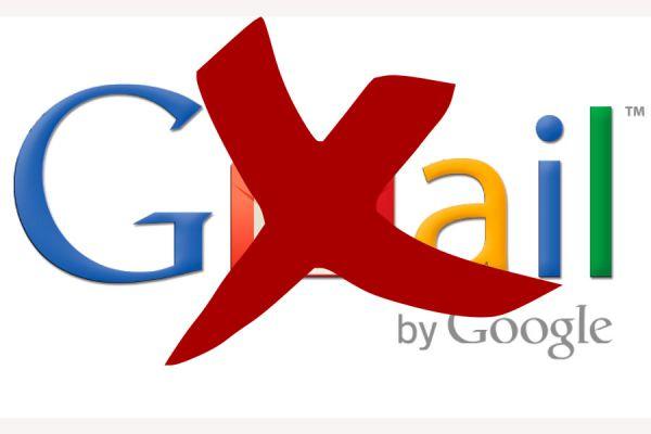Guia para eliminar una cuenta de Gmail. Cómo borrar tu correo electrónico de Gmail. 4 pasos para eliminar tu cuenta de Gmail