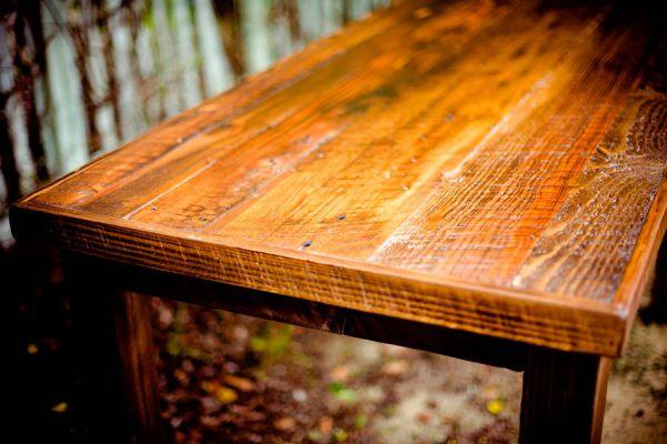 Guía para laquear muebles de madera. Cómo hacer un laqueado. Aplicar laca a los muebles de madera