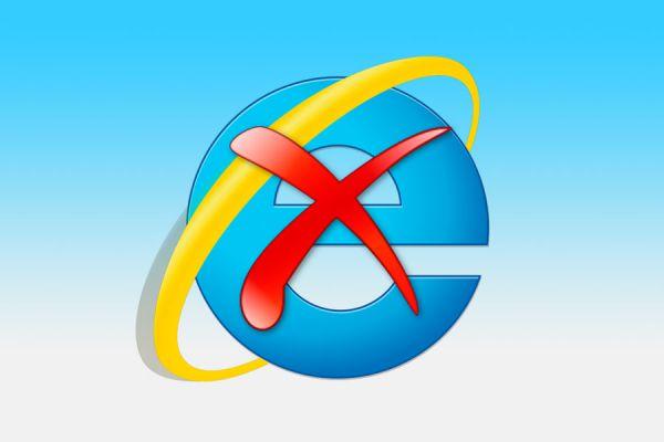Guia para desinstalar internet explorer. Pasos para desinstalar el navegador internet explorer. como desinstalar internet explorer