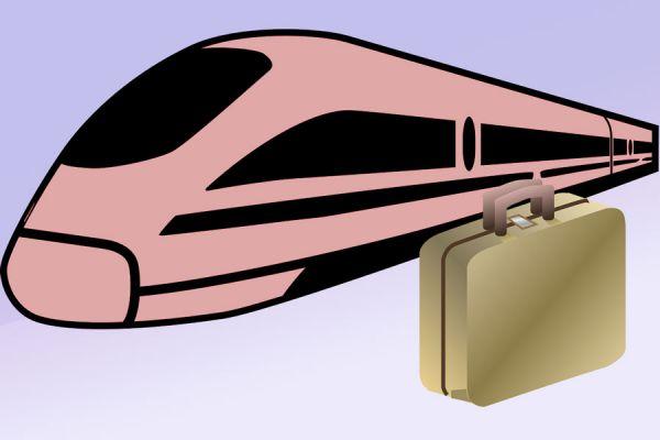 Consejos para reclamar una maleta perdida en el tren. Qué hacer si pierdes la maleta al viajar en tren. Pasos para reclamar una maleta perdida en tren