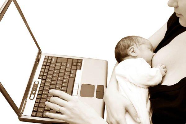 Claves para poder estudiar y trabajar siendo mamá. Claves para ser mamá y estudiar al mismo tiempo.