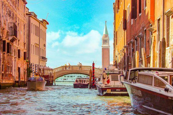 Consejos para organizar un viaje a venecia. Cómo recorrer venecia. Claves para organizar un viaje a venecia