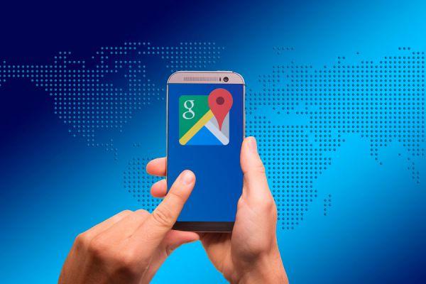 Búsquedas por coordenadas en Google Maps. Cómo buscar lugares por coordenadas en google maps. Búsqueda de sitios famosos por coordenadas