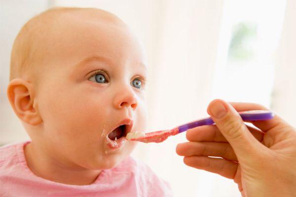 Recetas caseras y naturales para bebés de 8 meses de edad. Comidas para tu bebé de 8 meses. Opciones nutritivas para tu bebé de 8 meses