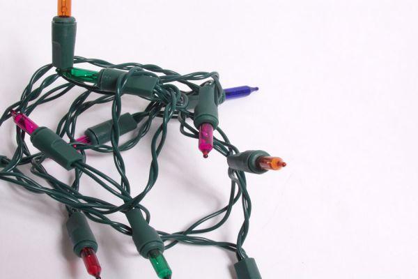 Decorando con luces navideñas todo el hogar. Ideas para decorar la casa con luces navideñas el resto del año