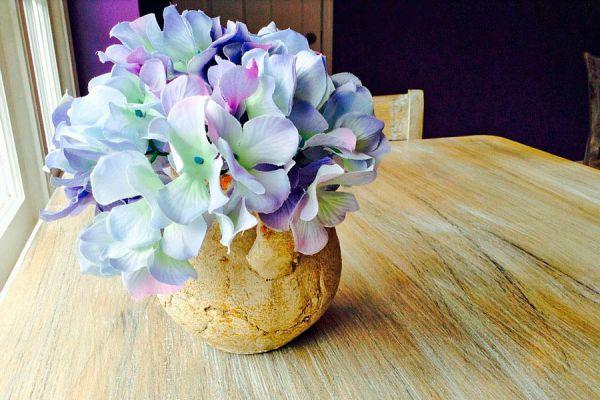 Ideas para crear arreglos florales para cada estación del año. Decoración de las mesas con arreglos florales. Centros de mesas según la estación