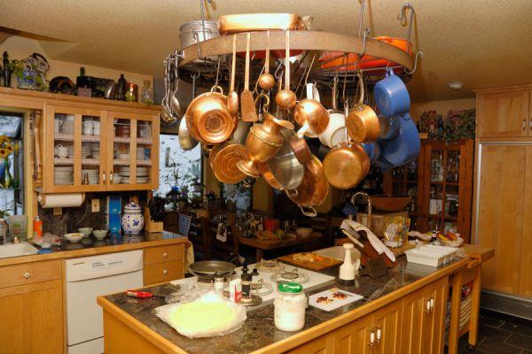 Cómo crear una lámpara colgante. Pasos para hacer una lámpara colgante para la sala o cocina. Cómo crear una lámpara colgante con cadenas