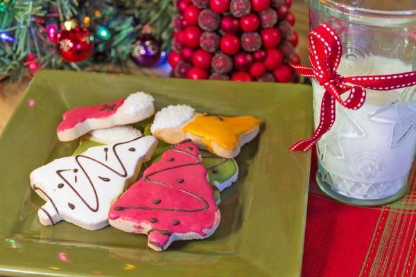 Ideas para celebrar un cumpleaños con una fiesta de galletas. Decorar galletas para un cumpleaños de niña