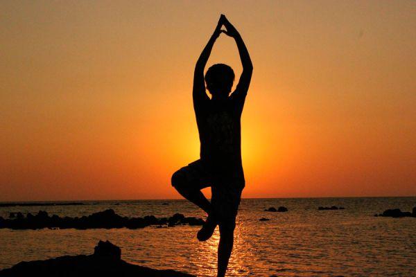Posturas de yoga para principiantes. 7 asanas del yoga para iniciarse en la práctica.