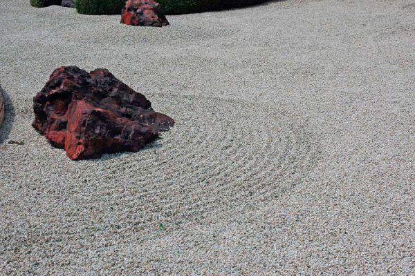 C mo crear un jard n zen en casa - Arena jardin zen ...