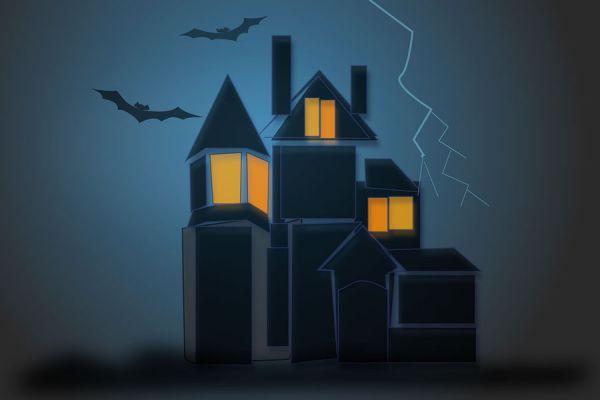 Algunas historias de casas embrujadas de Estados Unidos. Historias para Halloween, casas embrujadas