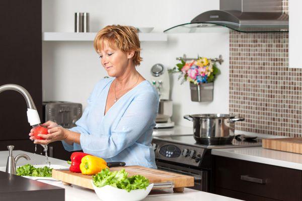 Tips para cocinar sano. Cómo cocinar de manera saludable. Consejos para una cocina más saludable. Aprende a cocinar más sano