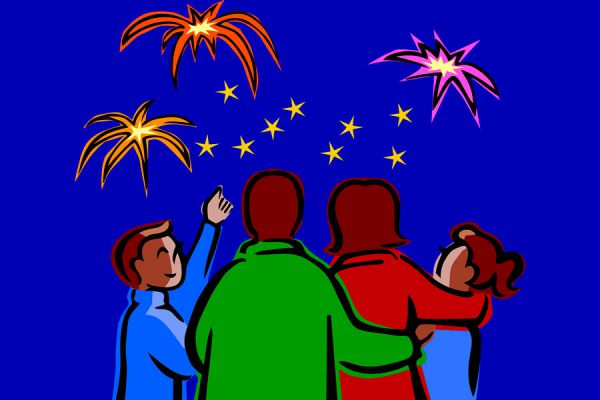 Rituales entretenidos para hacer en año nuevo. Rituales graciosos para hacer con amigos a Fin de Año.