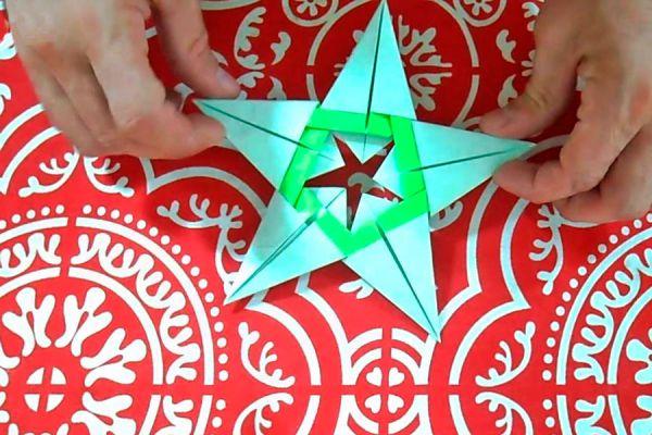 Origami: cómo crear una estrella de papel. Guía para hacer una estrella de origami. Pasos para crear una estrella de papel en origami