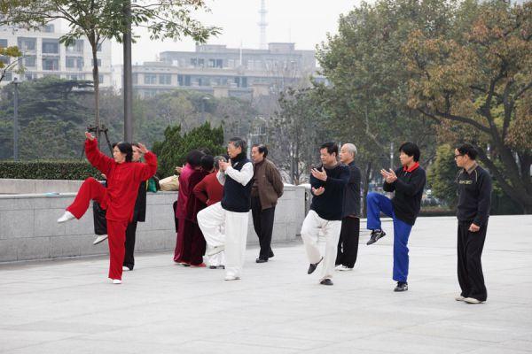 Beneficios de practicar Tai Chi. Características del Tai Chi Chuan. Cómo aprovechar los beneficios del Tai Chi Chuan