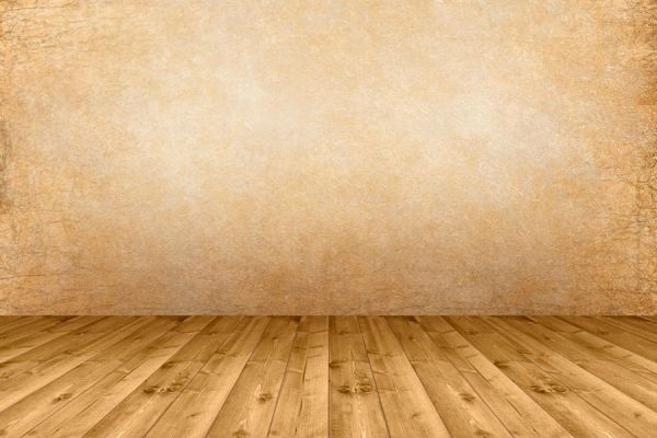 Pasos para la instalación de pisos de papel. Cómo renovar el piso con papel. Tecnica decorativa para hacer pisos de papel