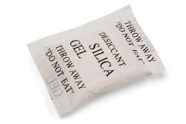 Cómo aprovechar los sobres de gel de sílice. Qué son las perlas de gel de sílice y cómo aprovecharlas. Ideas para aprovechar el gel de sílice