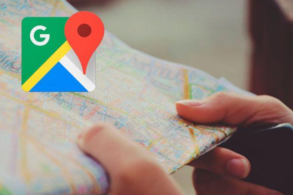 Consejos para usar google Maps en un viaje. Cómo organizar un itinerario de viaje con google maps. Claves para aprovechar google maps en vacaciones