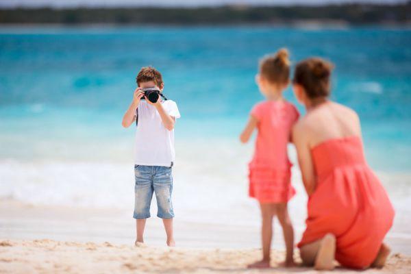 Dispositivos para almacenar fotos en viajes. Tips para guardar las fotos durante un viaje.