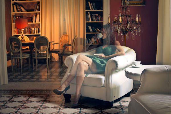 Claves para saber si hay fantasmas en la casa. Ruidos normales o fantasmas en casa? Señales para detectar fantasmas en la casa