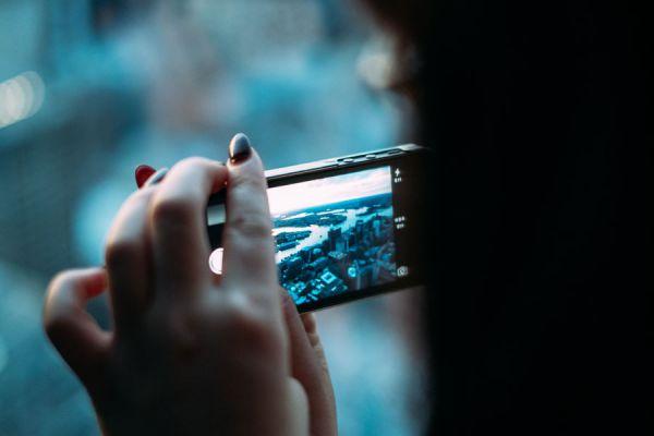 Consejos para crear fotos atractivas con el iphone. Guía para sacar fotos atractivas con el iphone. Herramientas del iphone para tomar fotos