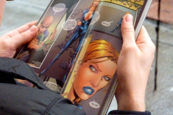 Programas para leer comics y manga gratis. Software para abrir comics digitales. Cómo abrir y leer comics y manga digitales